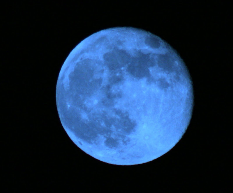The moon – small sample of pictures