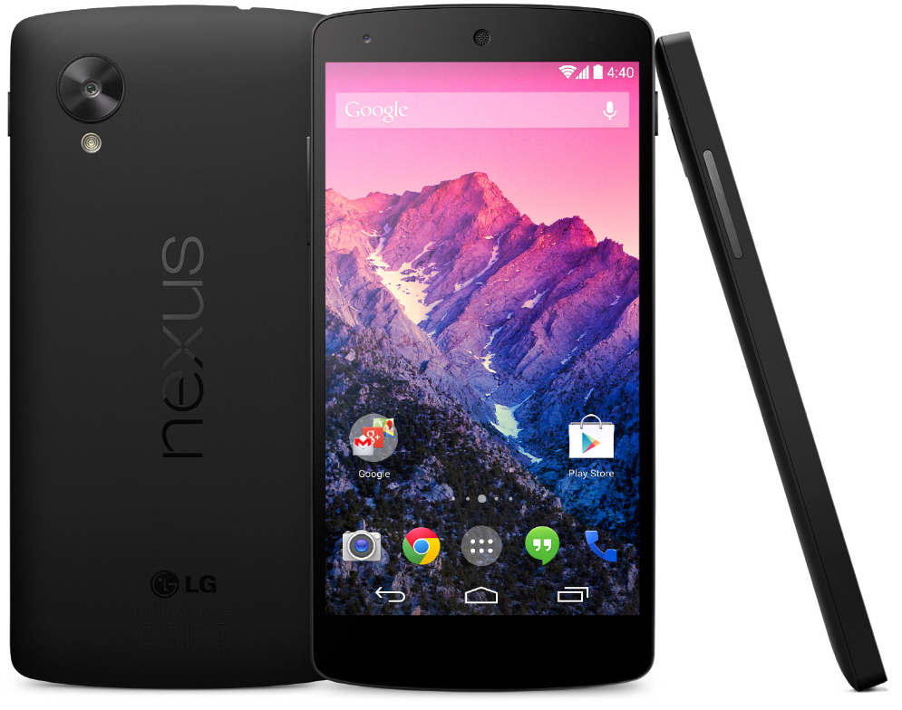 Switching from iOS to Android – in this particular case, from an iPhone 4s to a Nexus 5.
